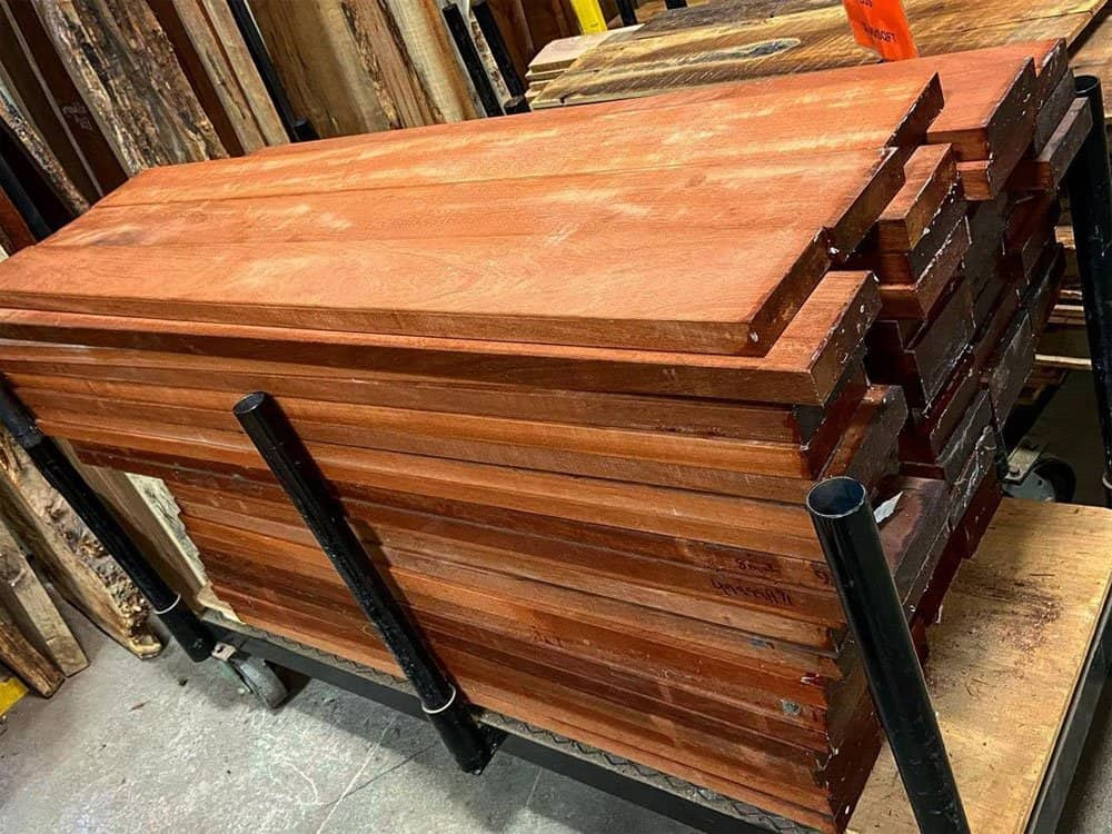 Exotic Woods Lumber