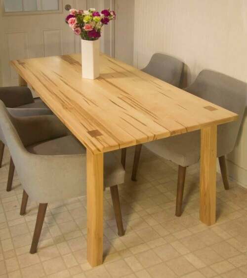Build a Kitchen Table