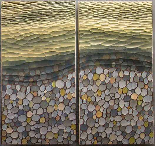 Waves and Pebbles