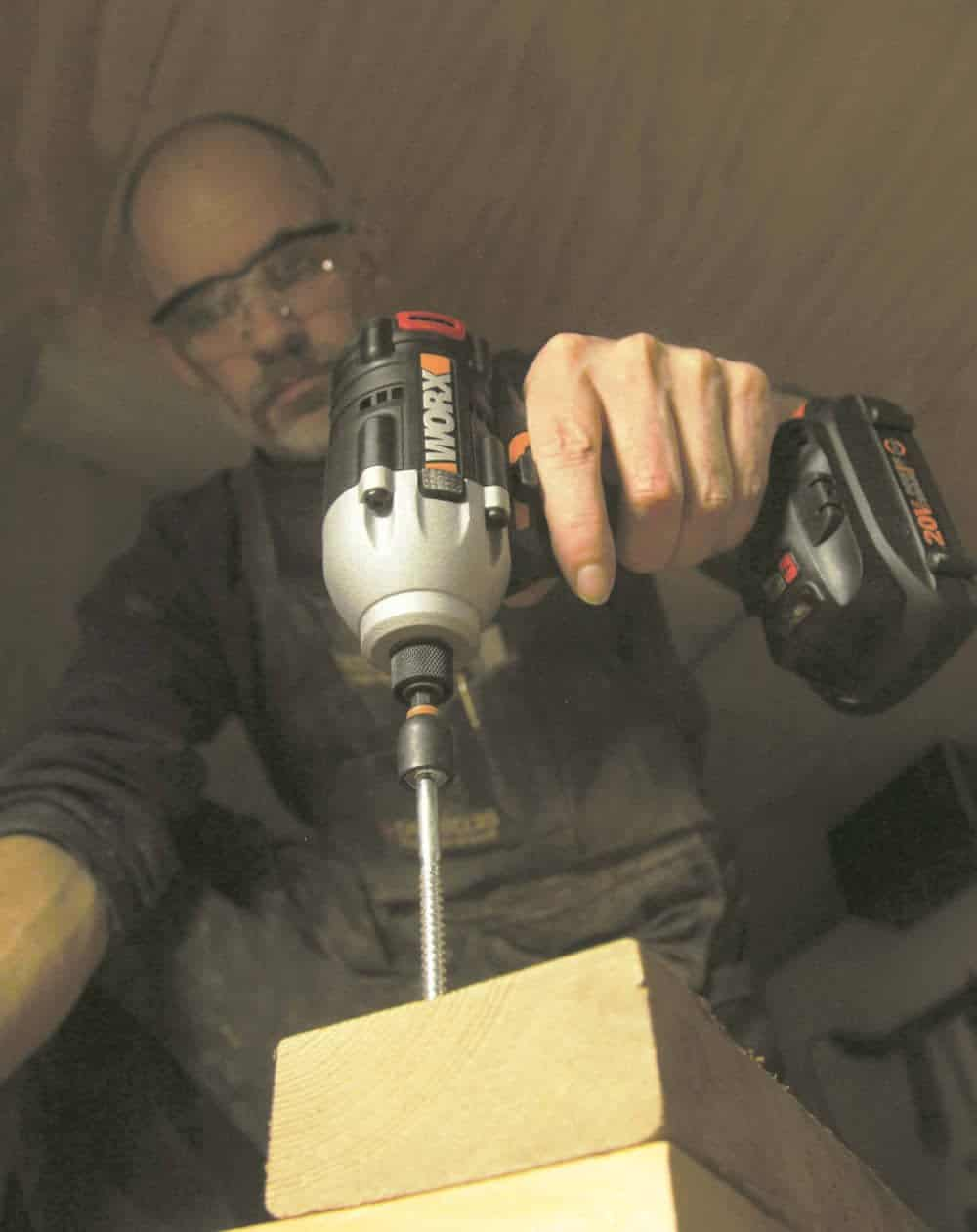 Why you need an impact driver