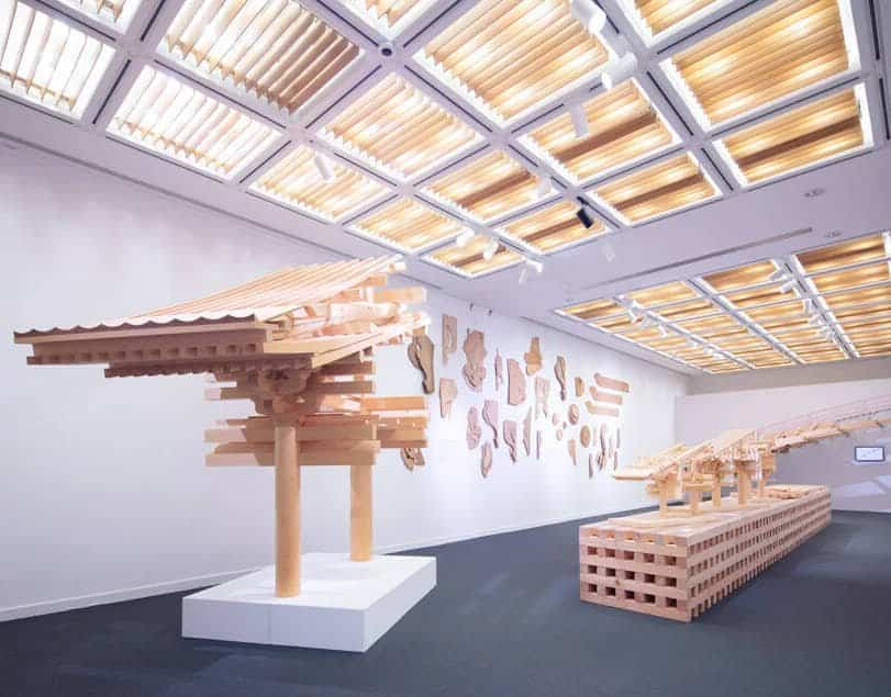 Japanese woodworking exhibition