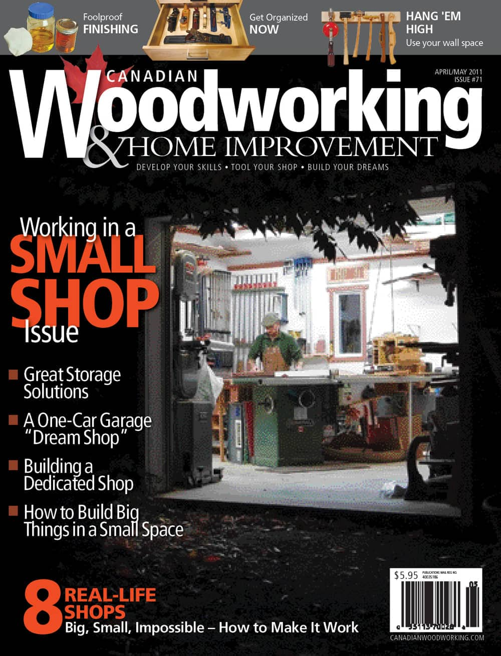 First CWHI Small Shops Cover