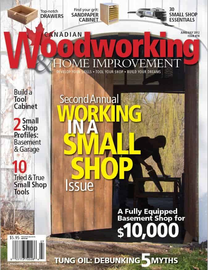 Small shop issue 2012