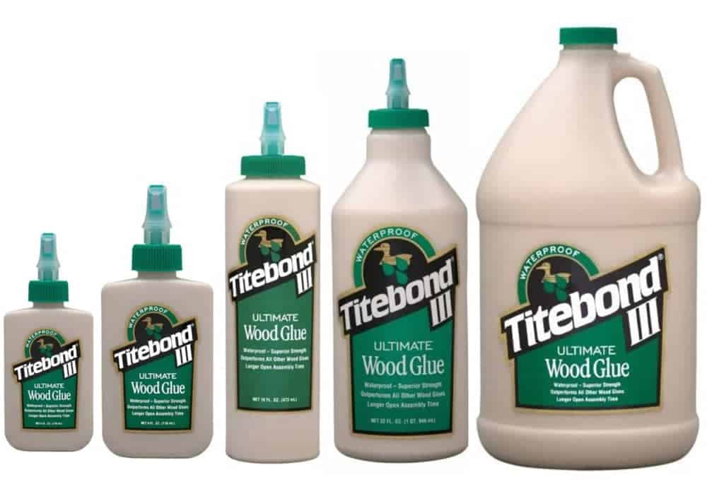 Titebond III – an adhesive that does everything