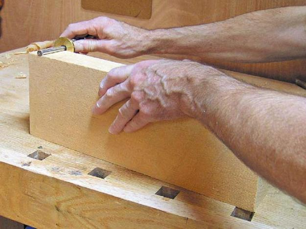 Building confidence with hand tools