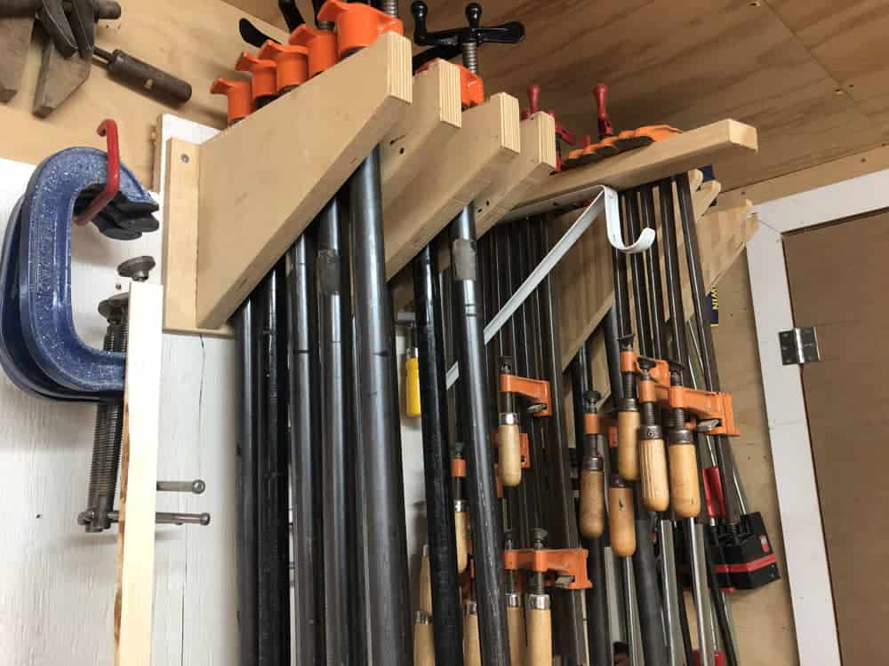 Clamps Are Heavy